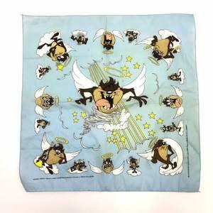 Looney Tunes 1996 Bandaroos Bandana Handkerchief